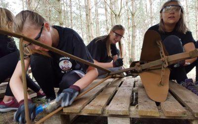 Obóz dla wolontariuszy 2018 – dni 1-3