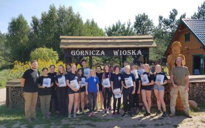 Obóz dla wolontariuszy 2018 – dni 4-7