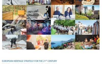 Górnicza Wioska Złotą Praktyką Rady Europy