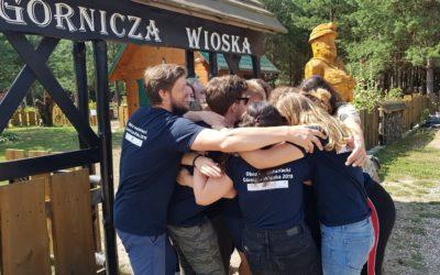Obóz dla wolontariuszy 2019 – dni 5-7